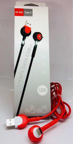 Cable De Datos Para Celular Con Entrada Tipo C Ep25588