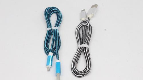 Cable Para Carga V8 Tipo Agujeta (mayoreo) Modelo Z-100