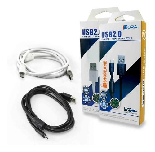 Cable Samsung Micro Usb V8 Uso Rudo Carga Rápida Datos 1.5m