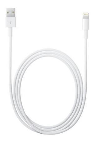 Cable Usb Lightning Para iPhone 5 6 7 X Apple Original 1 M