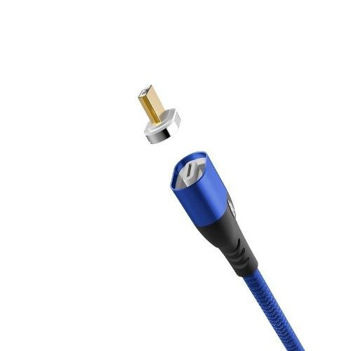 Cable Usb Magnético De Alta Velocidad Android O iPhone