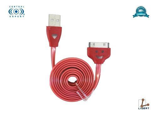 Cable Usb Para iPhone 4 4s iPad iPod, Carga Datos C902