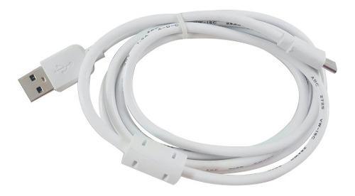 Cable Usb V8 Micro Usb Reforzado Con Filtro 1.5 Metros