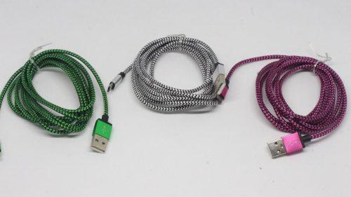 Cable V8 De 2 Metros (mayoreo) Modelo Zsw-8-2
