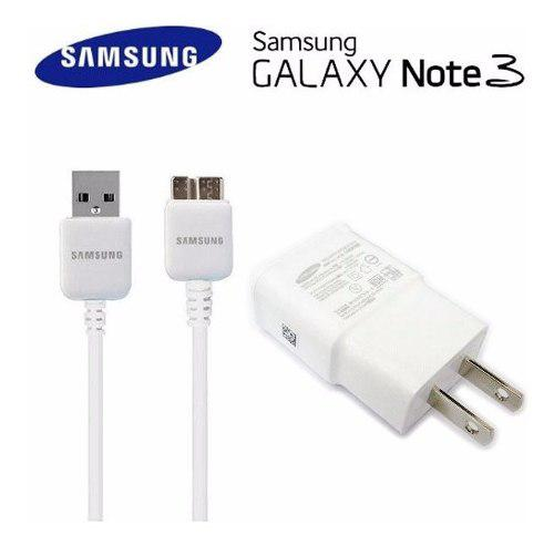 Cargador Y Cable Samsung Usb 3.0 Original S5 S4 Note 3 4