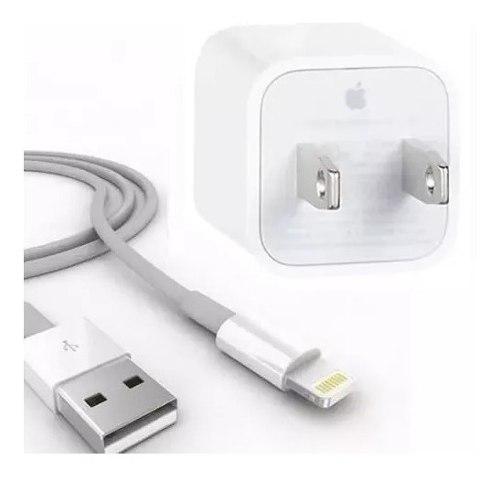 Cargador iPhone iPod iPad Cable Tipo Lightning