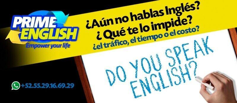 Empresa dedicada a clases de Ingles y Francés Prime English