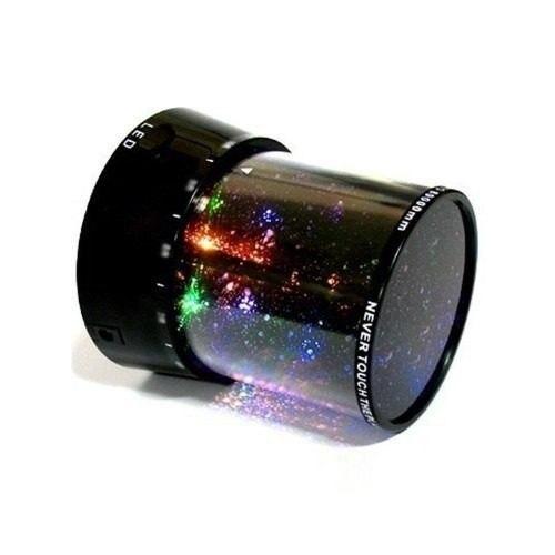 Lampara Led Colores Proyector De Estrellas
