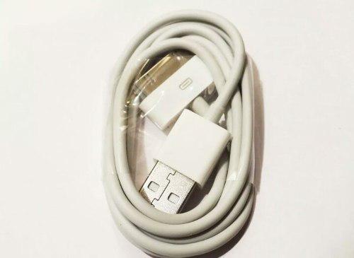 Lote De 10 Cables Usb Para iPhone 30 Pin