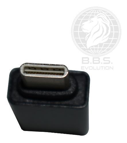 Mini Adaptador Otg Micro Usb V8 A Usb Y Tipo C