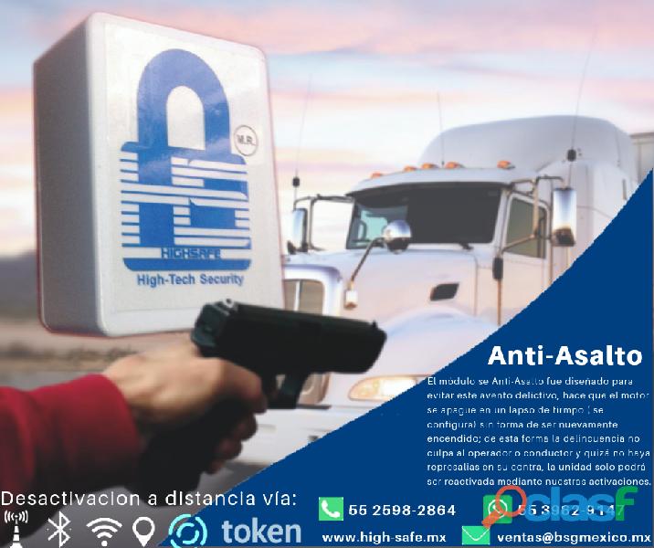 Modulo De Ati asalto Para Autos Y Tracto Camiones
