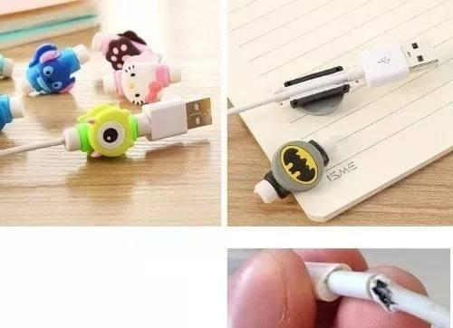 Oferta Protector Para Cables iPhone