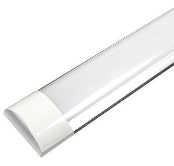 Paq De 6 Tubos Led Doble Ancho 36w 120 Aluminio