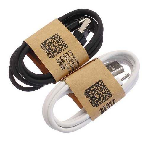 Paquete Con 10 Cables Micro Usb V8 Celular Tablet Bocina