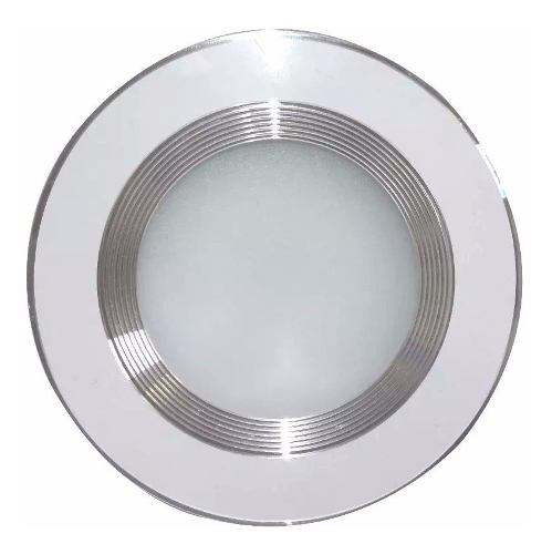 Plafon Led 18w Spot Bote 12 Cm Luz Blanca O Calida