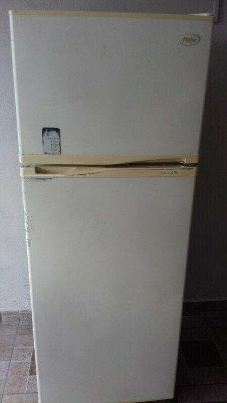 Refrigerador Mabe De 2 Puertas Único Dueño