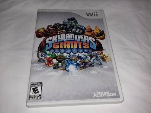2 Juegos Skylanders Portal Y Figuras Nintendo Wii O Wii U