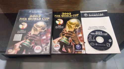2002 Fifa World Cup Completo Para Nintendo Game Cube