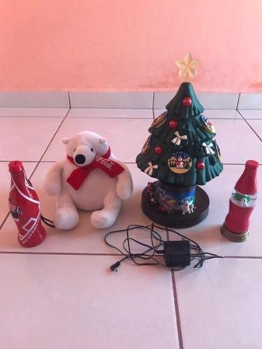 Arbol De Navidad Coca Cola + Regalos
