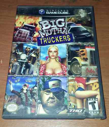 Big Mutha Truckers Game Cube