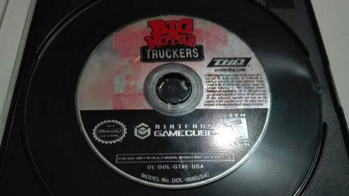 Big Mutha Truckers Game Cube Nintendo