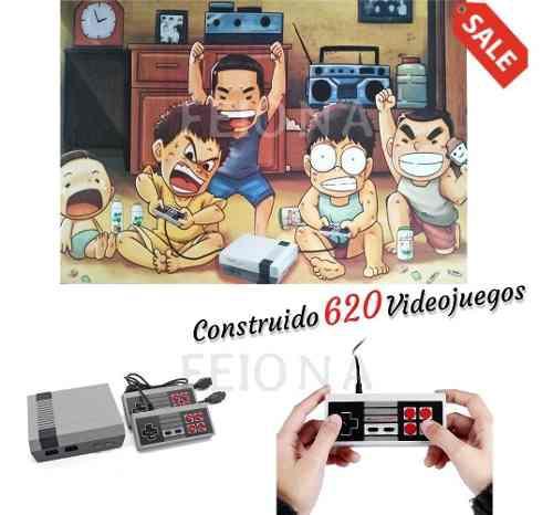 Consola De Videojuegos Clásica Retro 620 Juegos