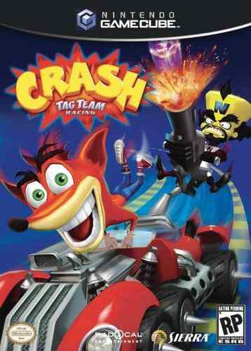 Crash Tag Team Racing Gamecube