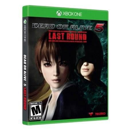 Dead Or Alive 5 Last Round Xbox One
