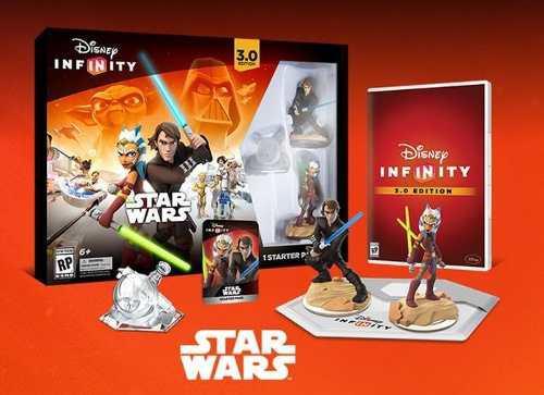 Disney Infinity 3.0 Star Wars Wii U, Playstation 3, Xbox 360