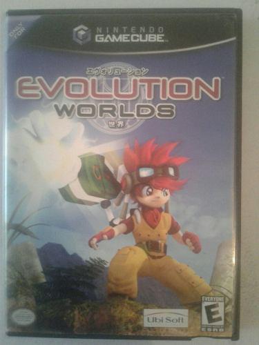 Evolution Worlds Gamecube