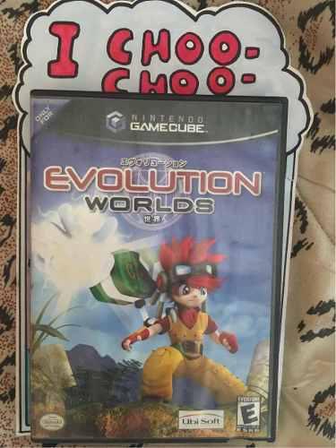 Evolution Worlds Nintendo Gamecube Rpg Dreamcast