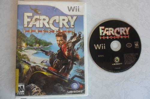 Far Cry Vengeance Juegazo Para Tu Wii Chécalo Farcry