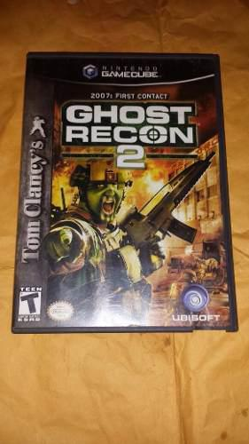 Ghost Recon 2 Game Cube