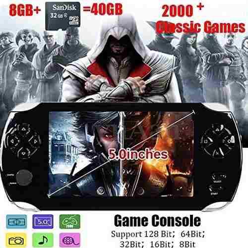 Handheld Del Juego De Consola Portátil De Videojuegos De La