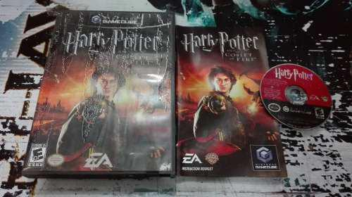Harry Potter And The Goblet Of Fire Com Nintendo Game Cube