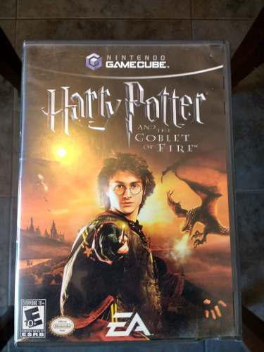 Harry Potter And The Goblet Of Fire Nintendo Game Cube