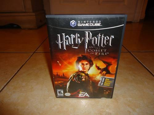 Harry Potter And The Goblet Of Fire Nintendo Gamecube +