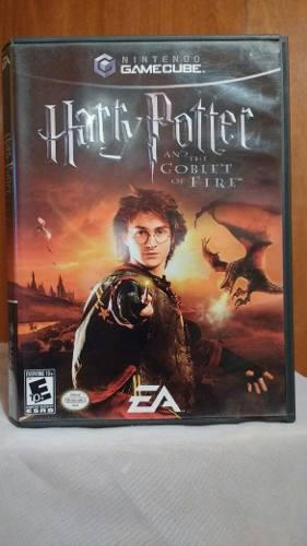 Harry Potter And The Goblet Of Fire (c Manual Gamecube Od.st