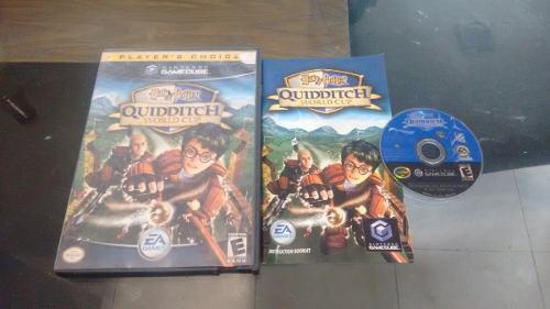 Harry Potter Quidditch World Cup Completo Nintendo Game Cube