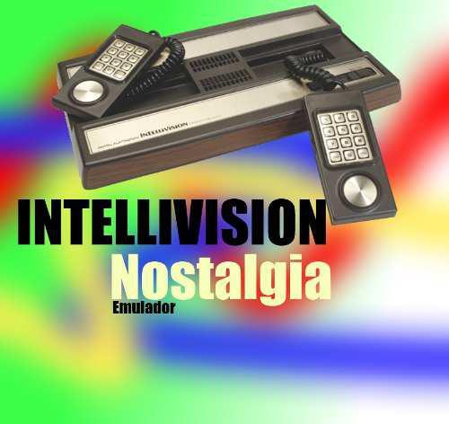 Intellivision Pack Nostalgia Todos Los Juegos