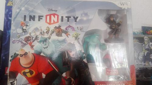Juego Infinity Para Wii Nuevo