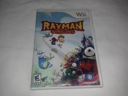 Juego Rayman Origins Para Nintendo Wii O Wii U
