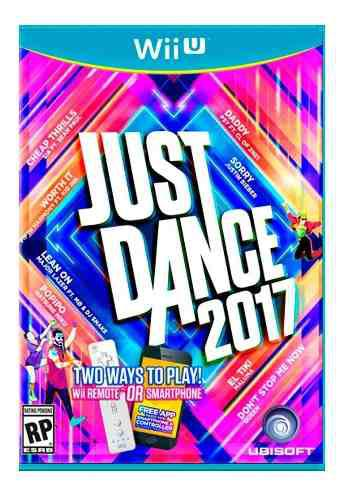 Juego Wii U Just Dance 2017 Limited Ibushak Gaming