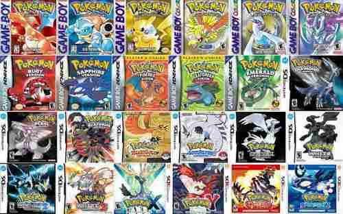 Juegos Niños: Colecciòn Pokemon Para Pc Y Android