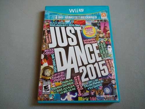 Just Dance 2015 Original Para Nintendo Wii U