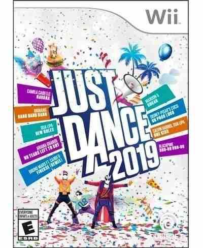Just Dance 2019 Para Wii Nuevo