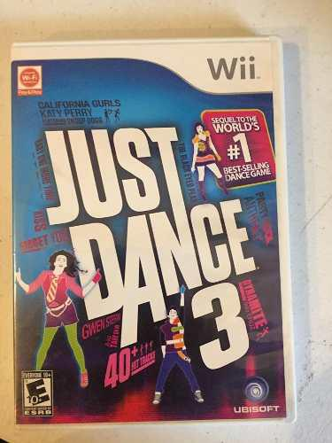 Just Dance 3 Wii Juego Fisico