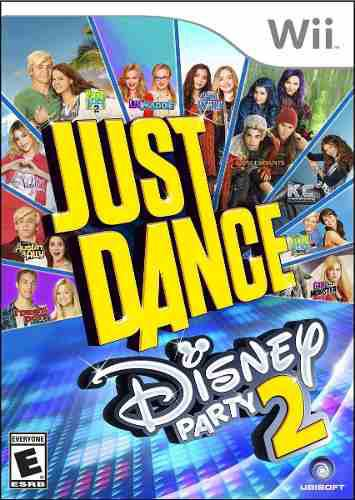 Just Dance Disney 2 Nintendo Wii Nuevo Sellado