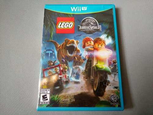 Lego Jurassic World Original Para Nintendo Wii U