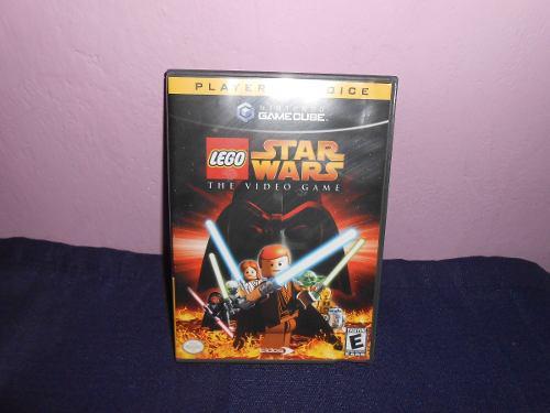 Lego Star Wars Para Gamecube Nintendo Completo